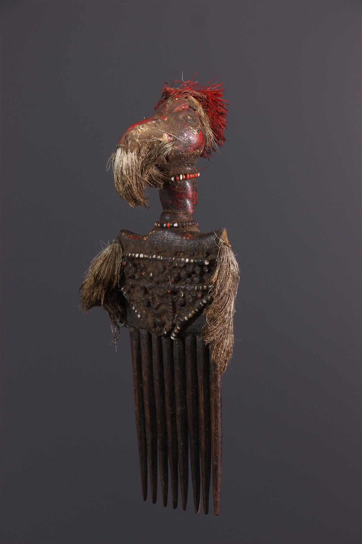 Peigne Senoufo - Art africain