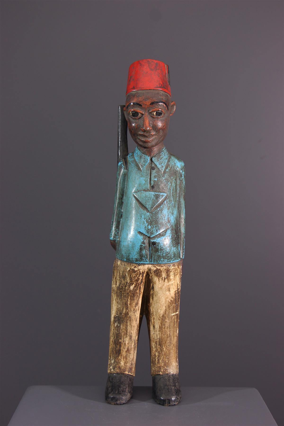 Statuette Baoule - Art africain