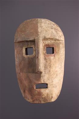 Bouclier masque Kumu, Komo