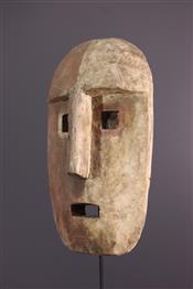 Masque africainBouclier Kumu
