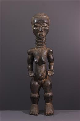 Art africain - Figure féminine Bété