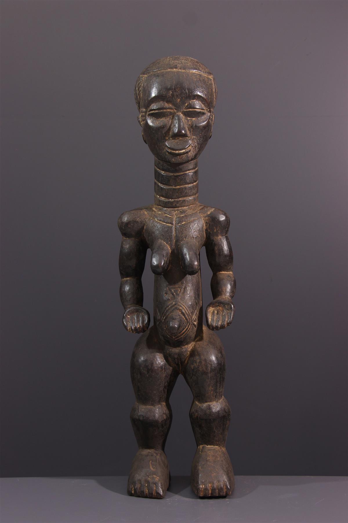 Statue Bété - Art africain