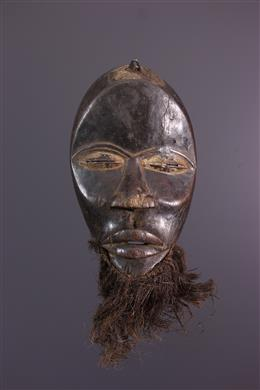 Art africain - Masque Dan Deangle