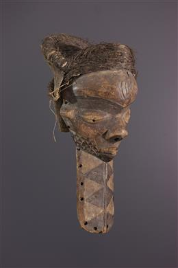 Art africain - Masque Pende Giwoyo, Kiwoyo