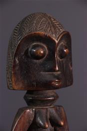 Statues africainesStatuette Ubangi