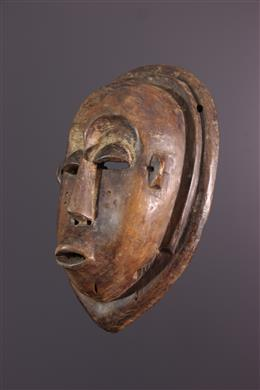 Masque Kweme - Art africain