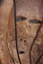 Masque africainMasque Kweme