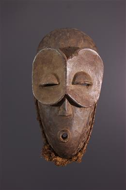 Art africain - Masque facial Bembe