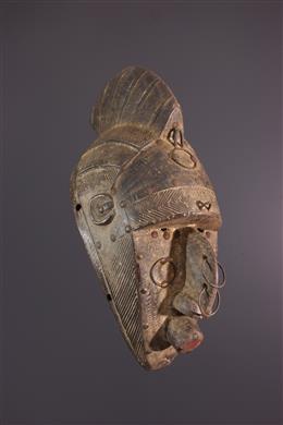 Art africain - Masque facial Baga Nimba