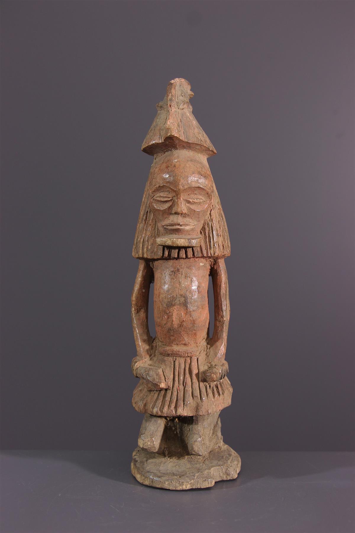 Fétiche Tschokwe - Art africain