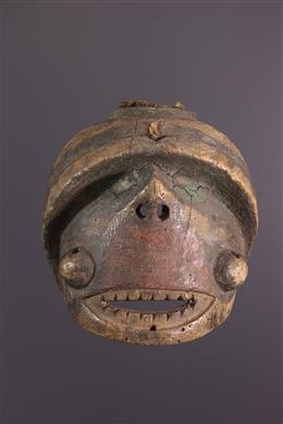 Masque Boulou - Art africain