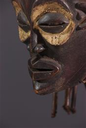 Masque africainMasque Tschokwe