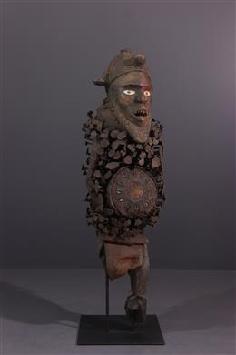 Art africain - Statue Kongo Nkondi Nkisi
