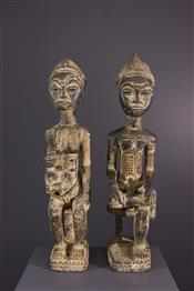 Statue Baule