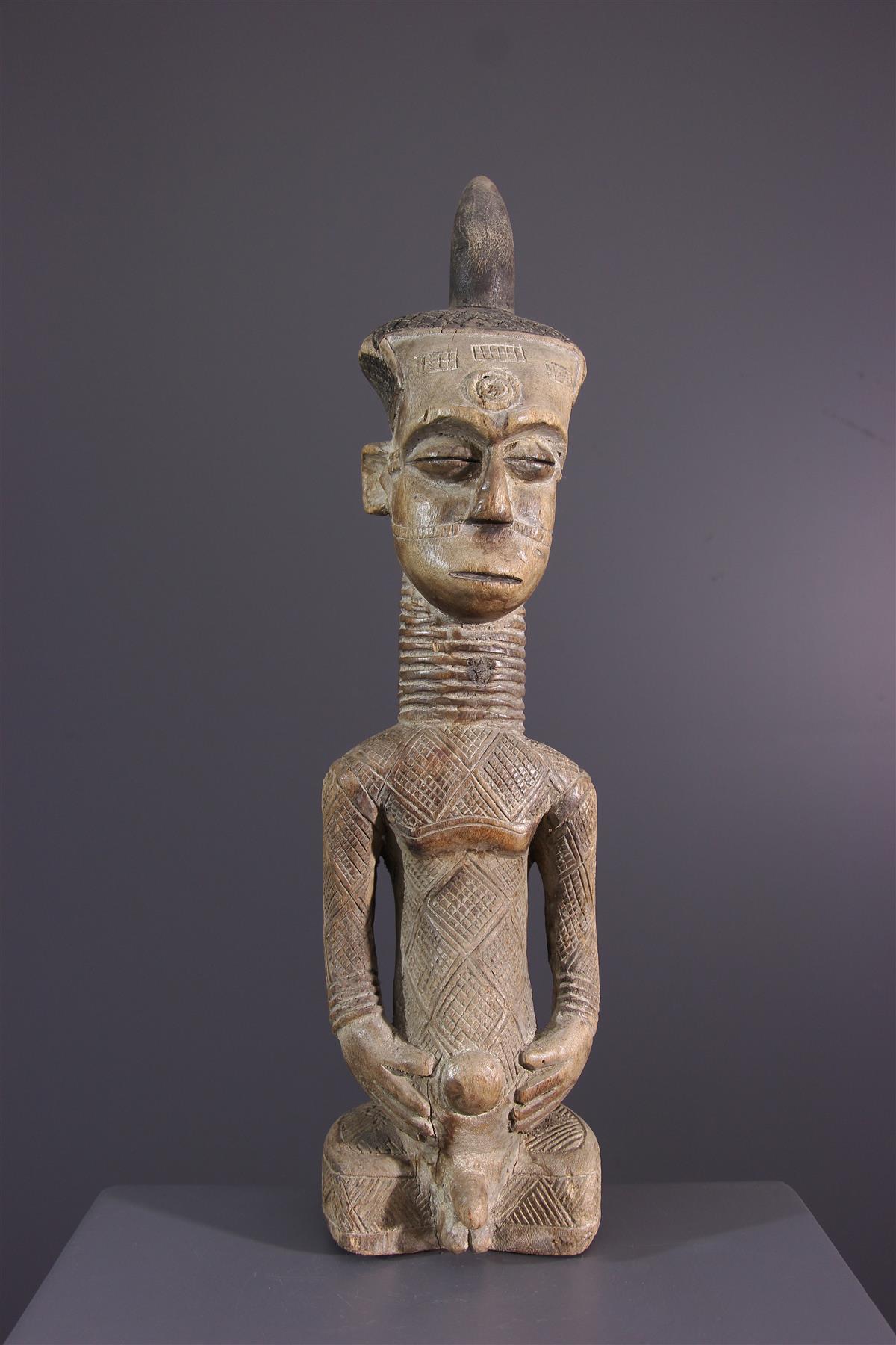 Statuette Dengese - Art africain
