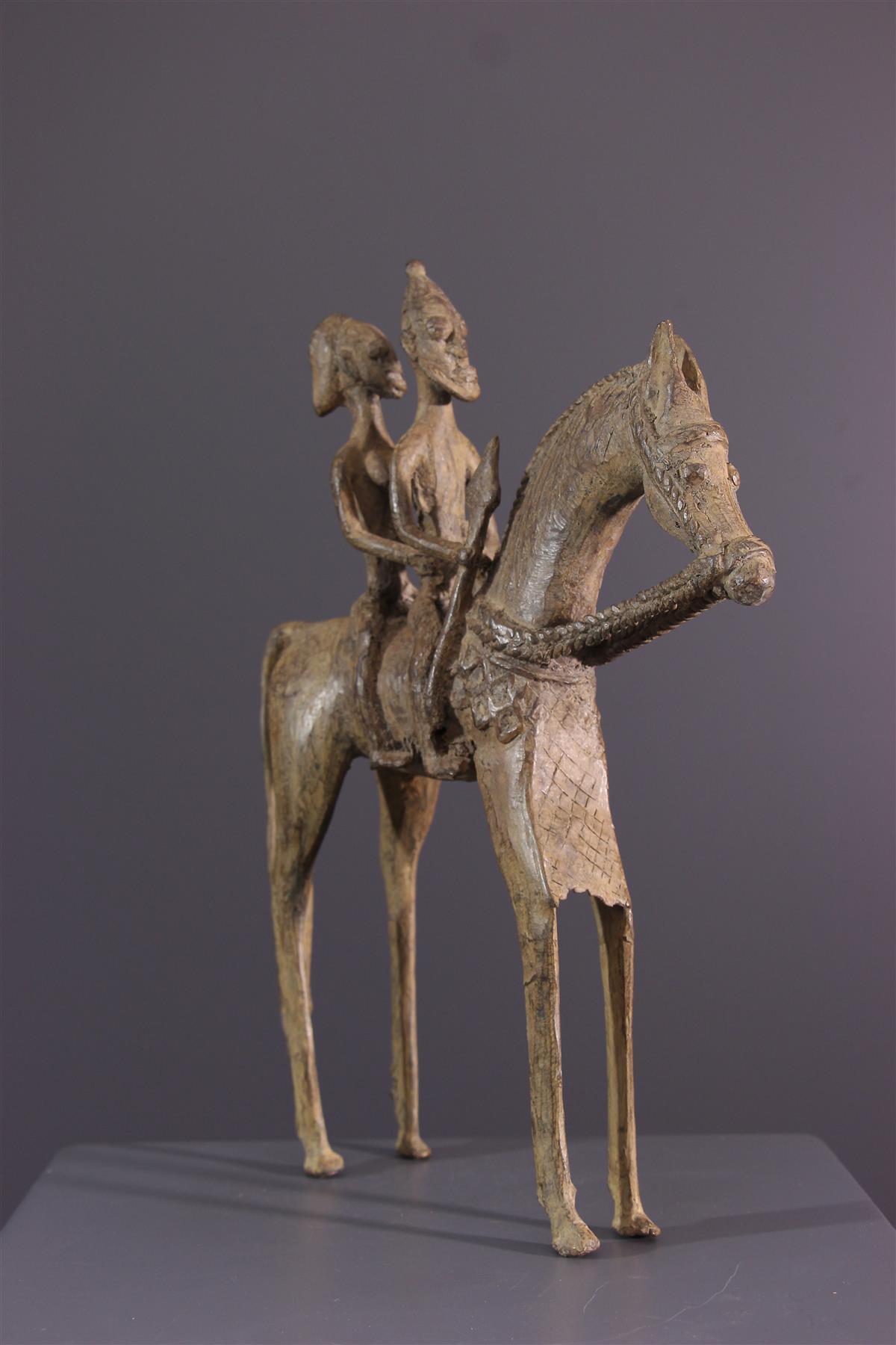 Cavaliers Dogon - Art africain