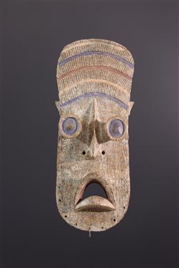 Art africain - Masque Kru / Oubi