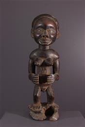 Statue Tschokwe