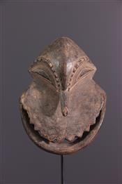 Masque africainMasquette Hemba