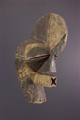 Art africain - Masque Kifwebe Kilume Songye