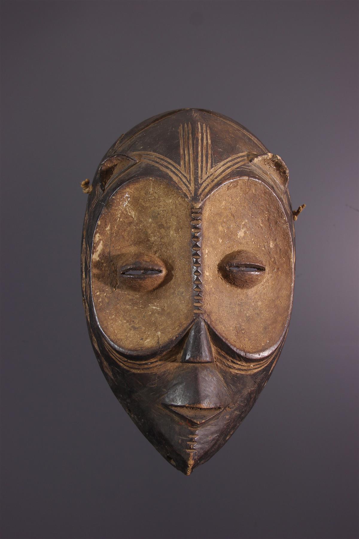 Masque Goma - Art africain