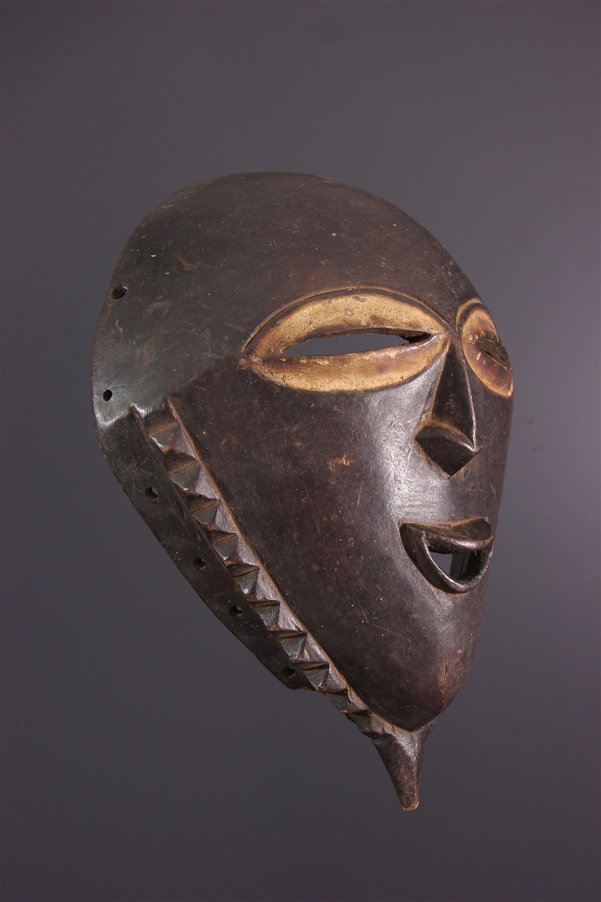 Masque Buyu - Art africain