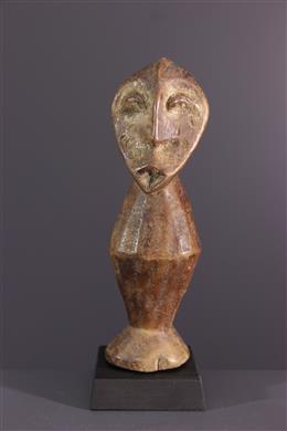 Art africain - Figure dinitiation Bwami Lega Kangama