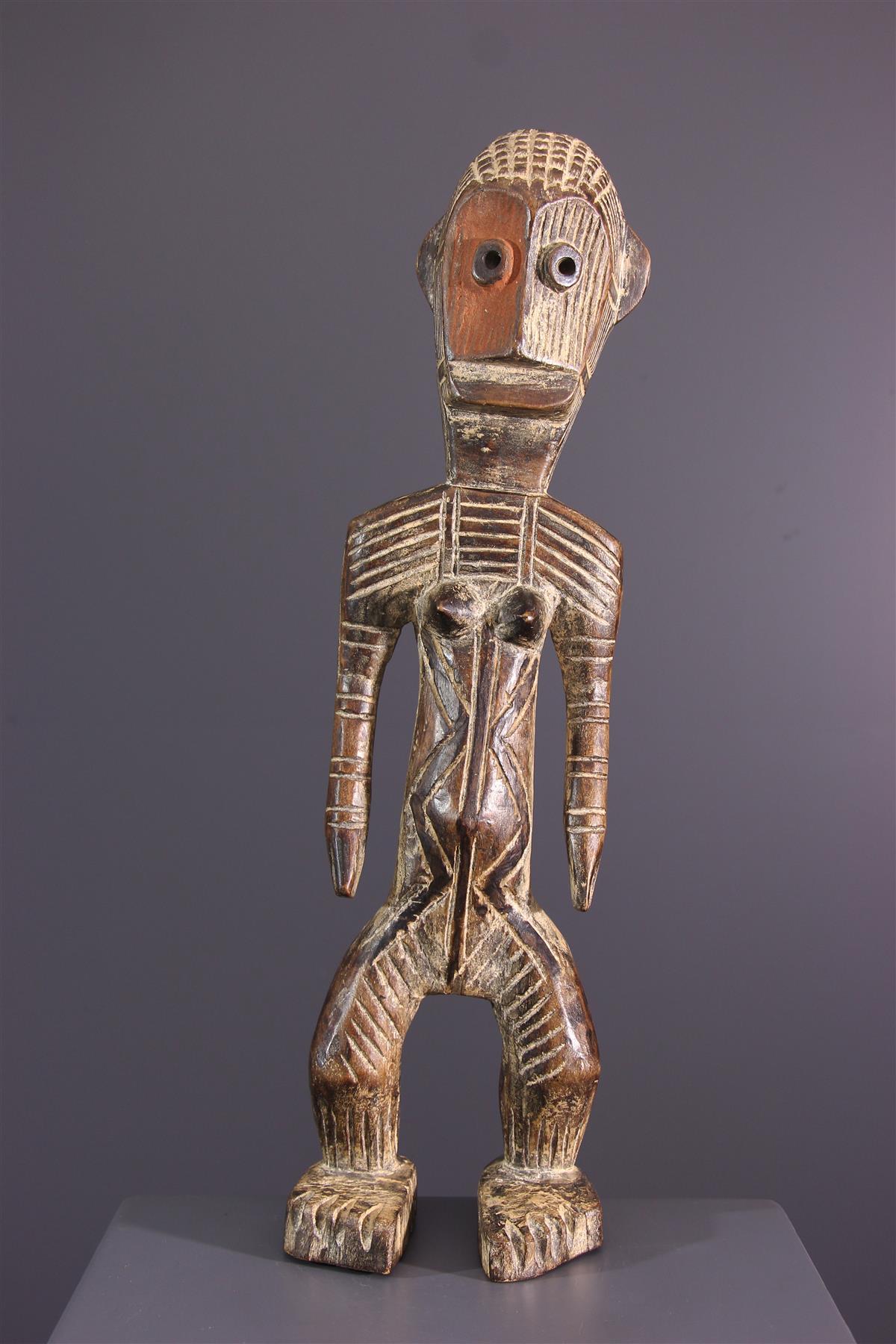 Statue Metoko - Art africain
