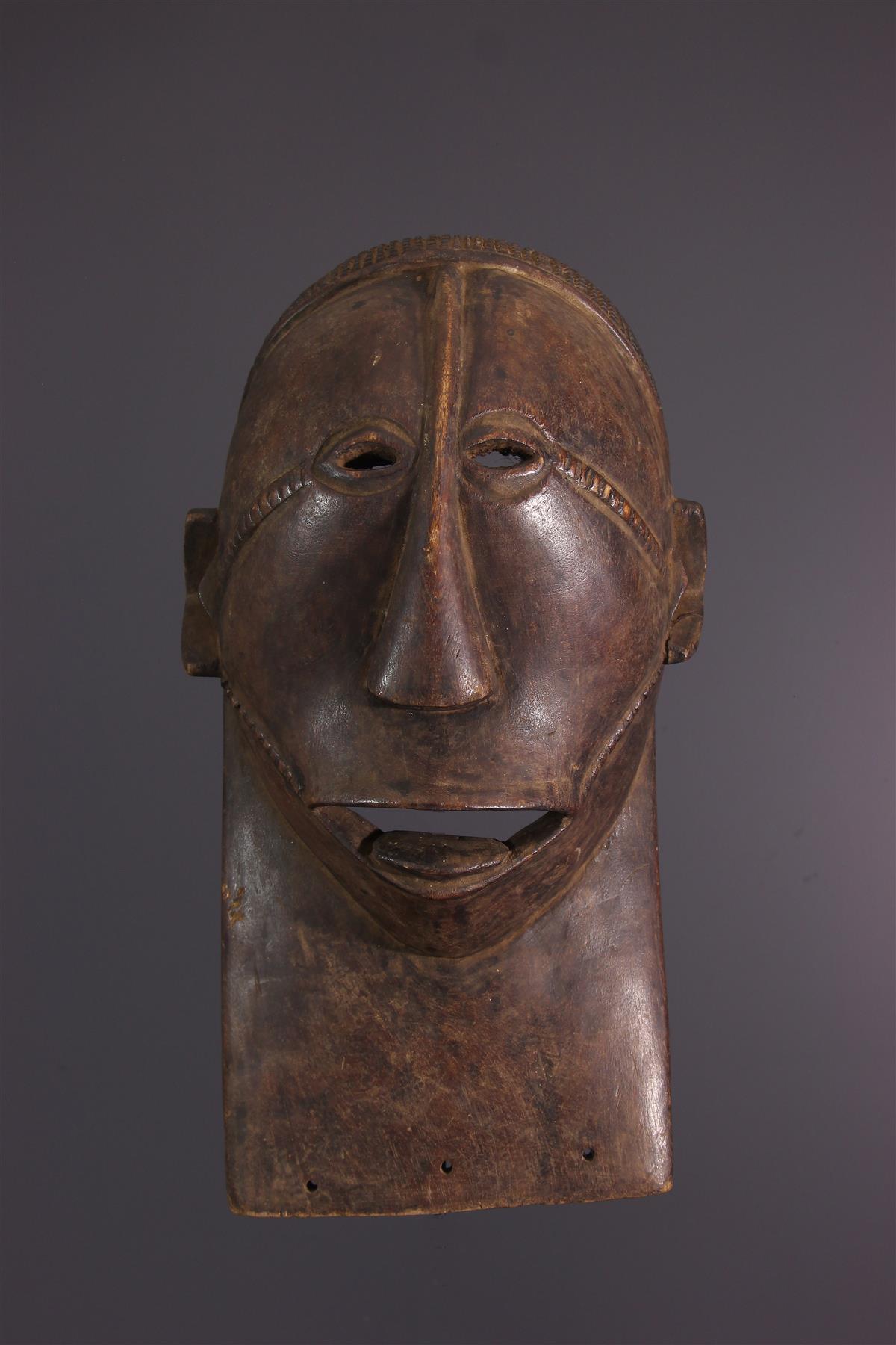 Masque Tabwa - Art africain