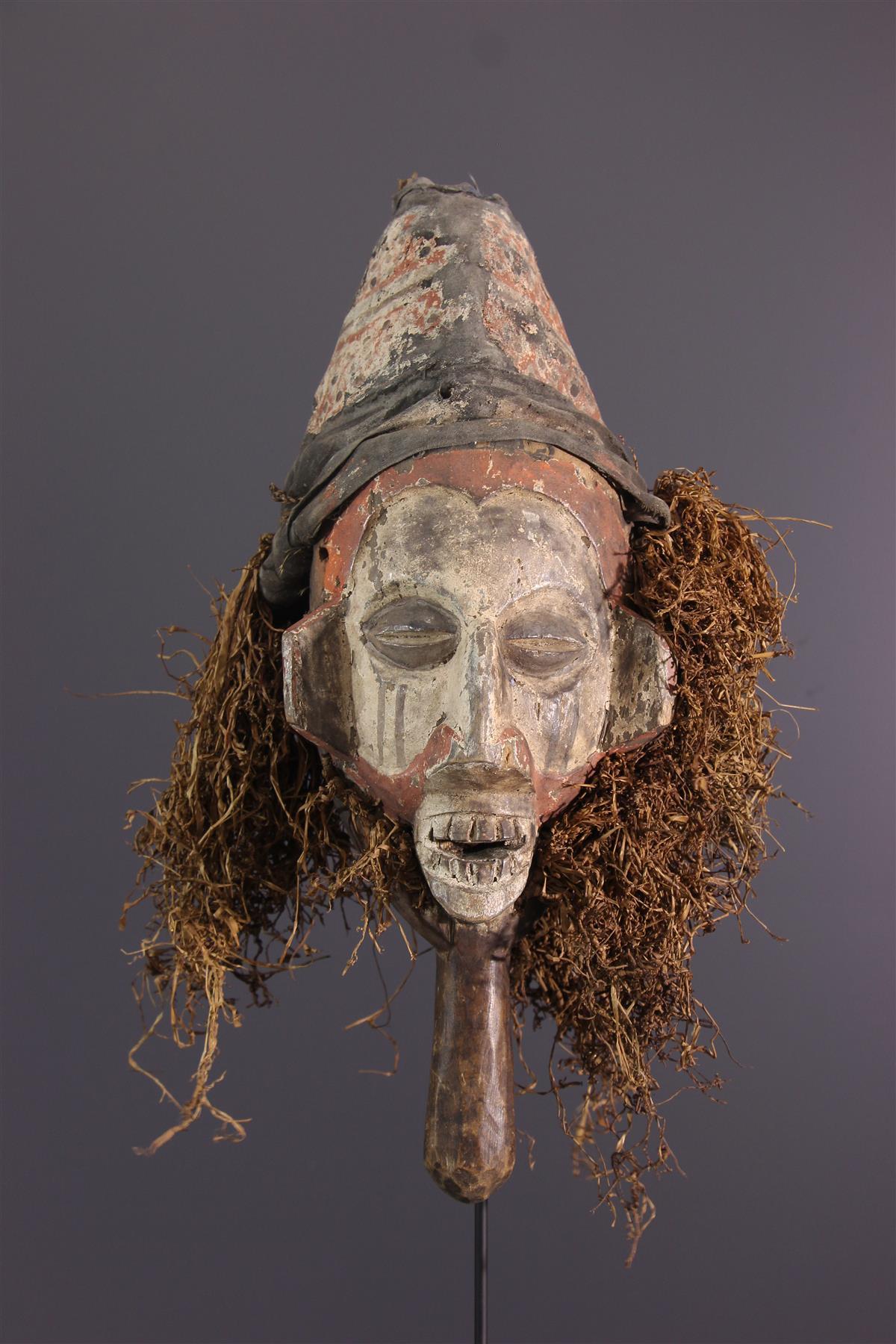 Masque Yaka - Art africain