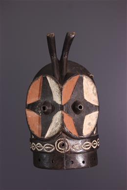 Art africain - Masque facial Alunga Bembe