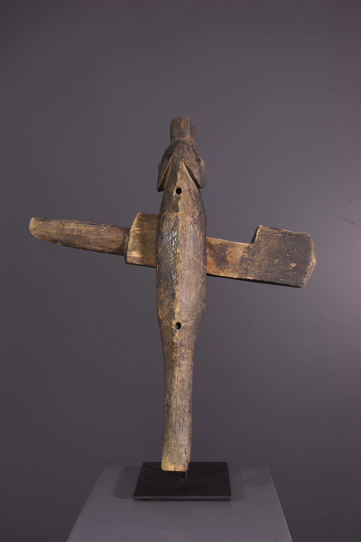 Serrure Dogon - Art africain