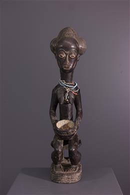 Statuette Baoule Waka sona