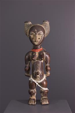 Art africain - Figure dancêtre Attié/Akye Nkpasopi