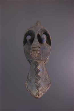 Art africain - Masque cimier Ijo