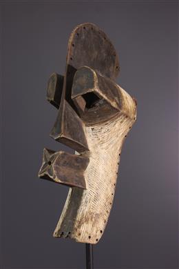 Art africain - Grand masque Songye Kifwebe