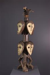 Statues africainesStatue Lega Sakimatwematwe