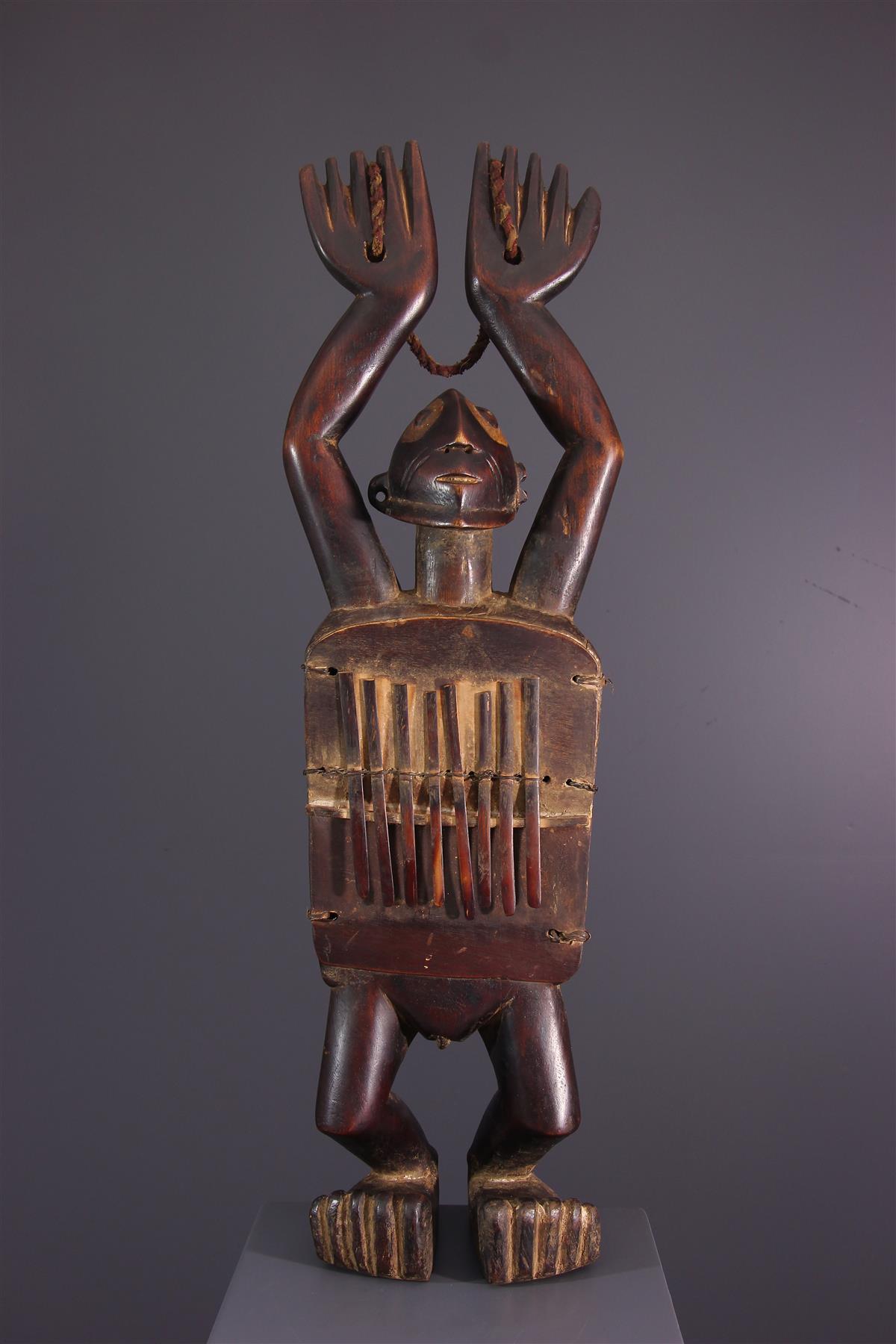 Sanza Zande - Art africain