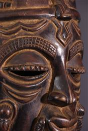 Masque africainMasque Luluwa