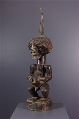 Statue Nkishi Songye Kalebwe