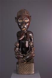 MaternitéStatue Phemba