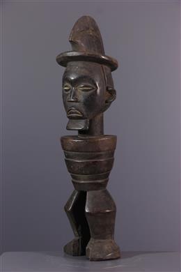 StatueTeke Butti