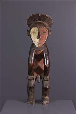 Art africain - Figure de pendu Mbole Ofika