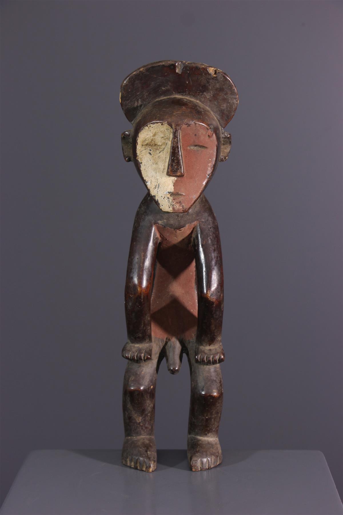 Statuette Mbole Ofika - Art africain