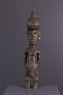 Statue Luluwa Buanga Bua cibola