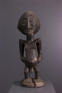Statue d ancêtre Hemba Singiti