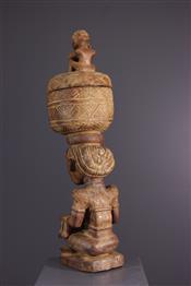 Pots, jarres, callebasses, urnesCoupe Kongo
