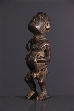 Statuette fétiche Boulou, Bulu