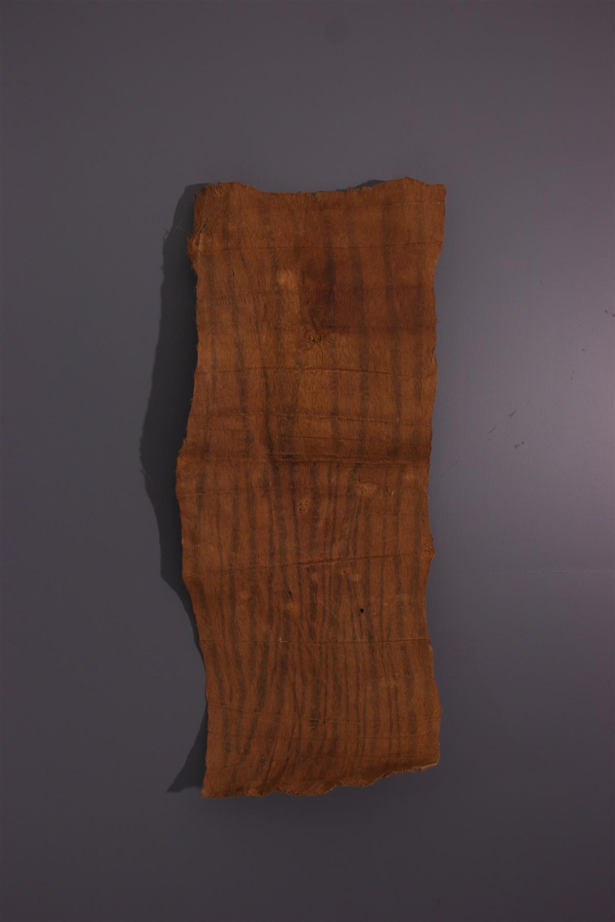 Textile Pongo - Art africain