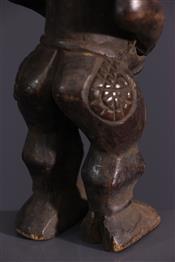 Statues africainesFétiche Lulua